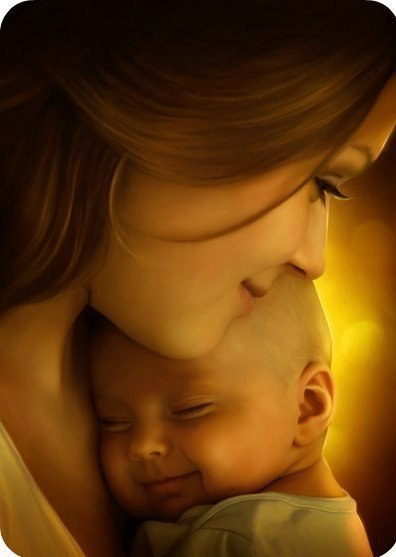 Тихо-тихо Ангел входит в каждый дом… Если видит, что любовь ликует в нём, То, волшебных девять месяцев спустя, В этом доме появляется дитя… Первый крик и радость любящих сердец… К этой встрече так готовится отец… А для мамы дня важнее в жизни нет, Чем ребёночка рождение на свет. Это счастье, что даётся нам с небес. Первый зубик – всех чудеснее чудес! А улыбка, та, что первою была, Всех родных в один момент с ума свела! Первый шаг – такая гордость и успех… Он идёт и завораживает всех! А когда…