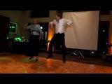 Невероятный свадебный танец мамы и сына