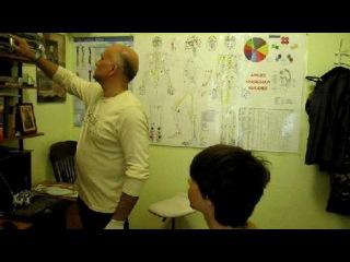 На приеме у врача-кинезиолога Алексея Кузнецова 3