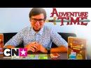 Карточные войны — настольная игра Время приключений Cartoon Network