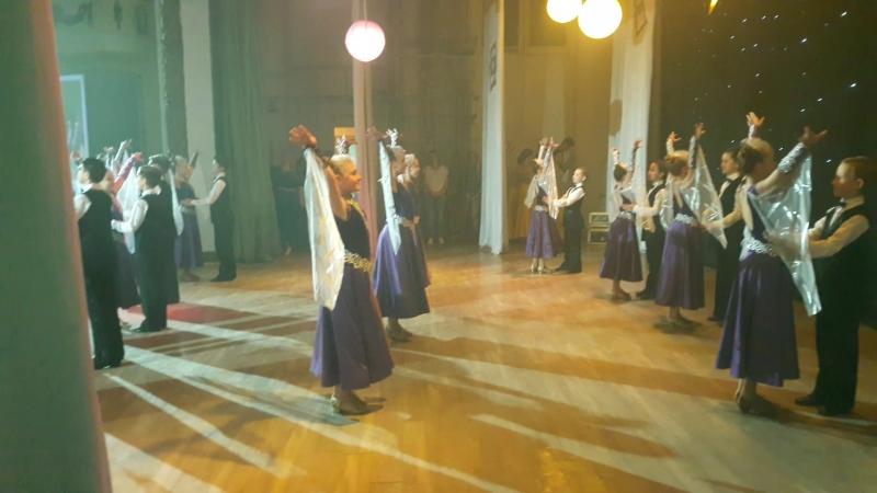 отчетный концерт коллектива бального танца Феерия🤗🤗