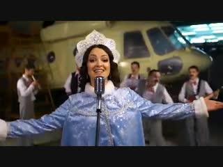 Дед Мороз приехал в Казань на тест-драйв «Ансата»