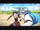Sword Art Online - Feint ft. Veela - Vagrant - AMV