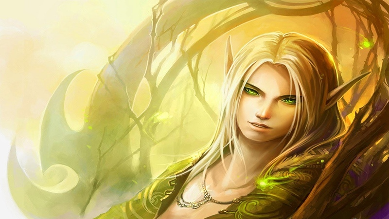 1 Hour Of Elf Music   Celtic Forest Music   Beautiful Fantasy