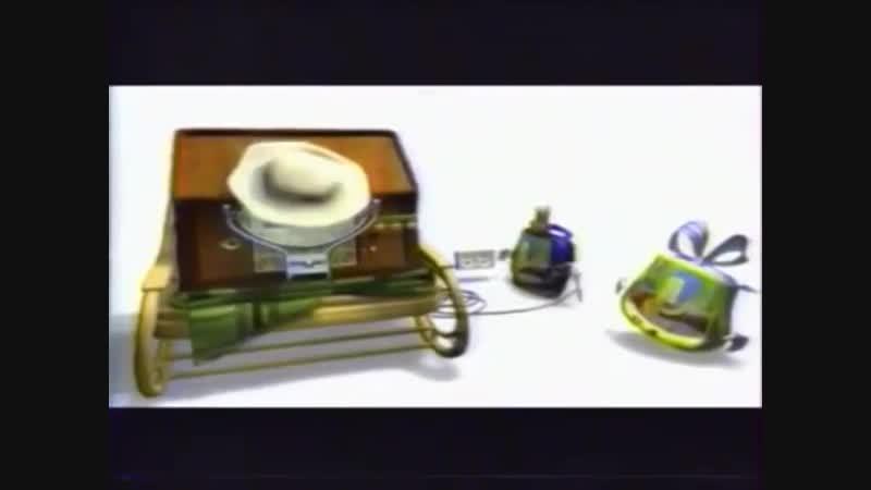 Заставки рекламы (REN-TV, 2000-2002)