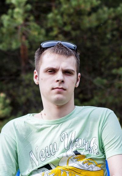 Максим Магаметулин, 11 июля , Брест, id190073256