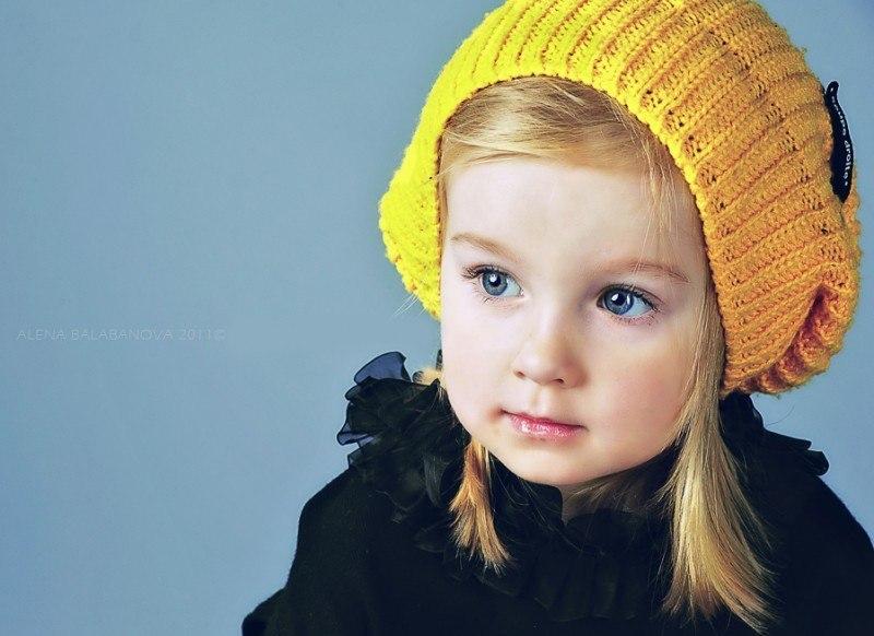 Фото Красивых Девочек 2 3 Лет