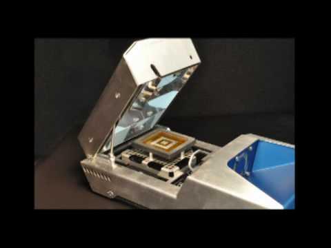 BGA Reballing on stand-alone Reballer - Martin (a Finetech company)