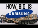 How BIG is Samsung They Have a Military Department