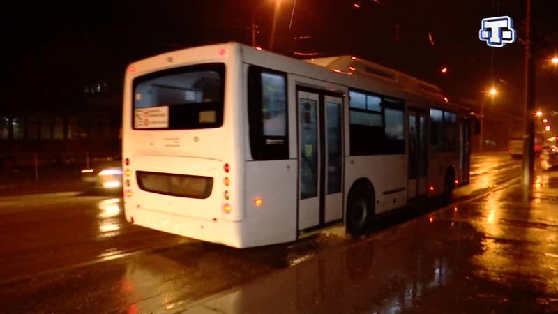 Приобретенный для столицы транспорт уже с 6 ти утра совершает первые рейсы по Симферополю