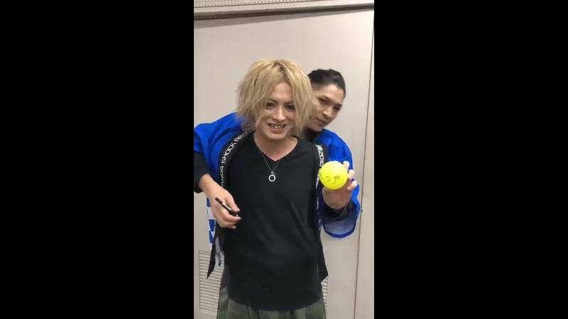 祥平-Shohei- (アルルカン) × 達也-Tatsuya- (DIAURA) 6.10.18
