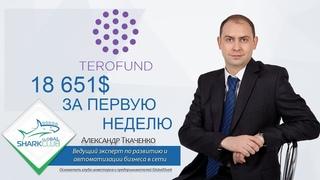 Terafond Syntera чек за первую неделю работы! Terafond Syntera check for the first week of work!