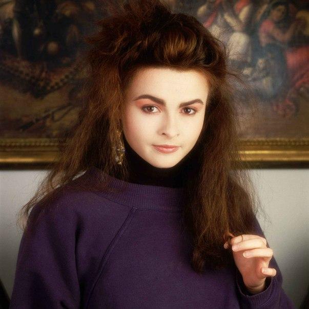 Helena Bonham Carter (1986) Lynn Goldsmith