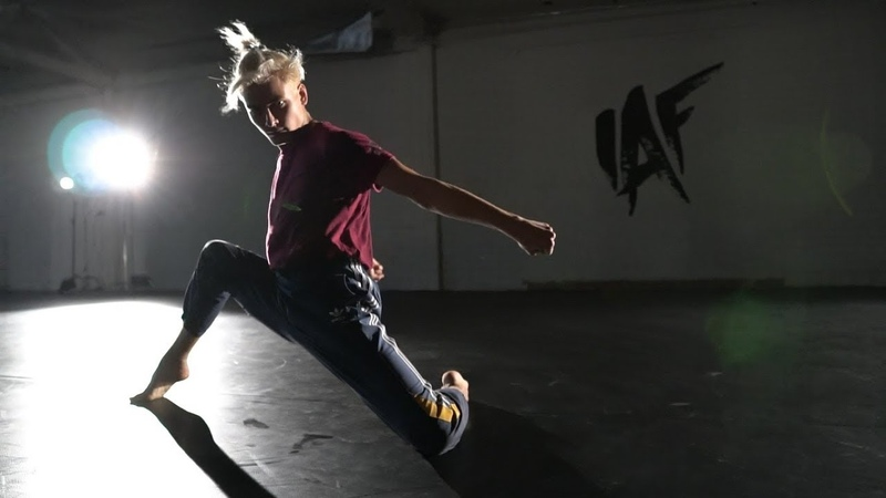 Axel Thesleff – Bad Karma | Dancer Ildar Gainutdinov | Zoi Tatopoulos Choreography | IAF Compound