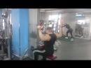 Супер сет на широчайшие мышцы спины, большие и малые круглые мышцы спины 👍 💪