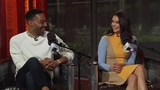 Nina Dobrev &amp Tone Bell Talk CBS'
