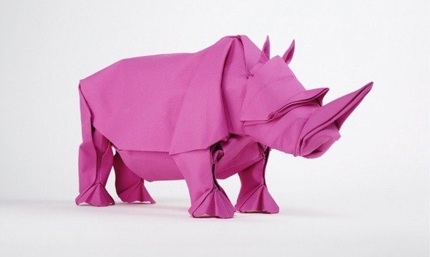 Бумажный зоопарк Сифо Мабоны
