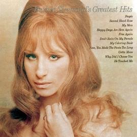 Barbra Streisand альбом Barbra Streisand's Greatest Hits
