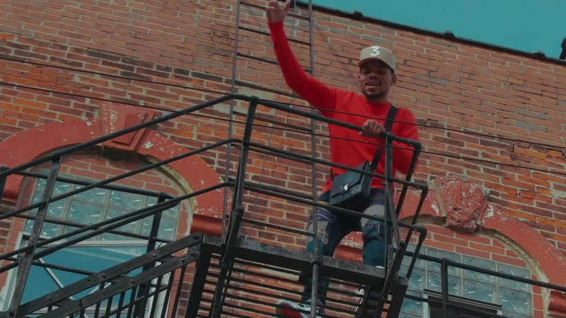 Reeseynem ft. Chance The Rapper - Whats The Hook (OFFICIAL VIDEO)
