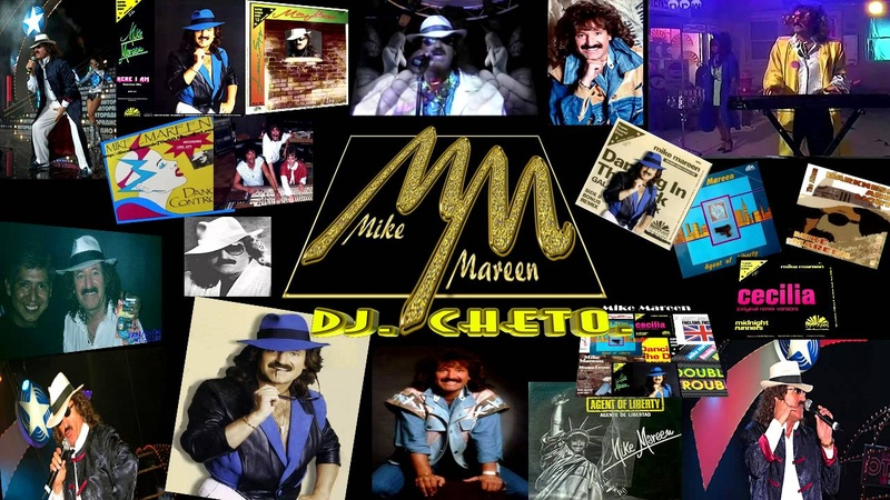 HI NRG* Mike Mareen Greatest Hits