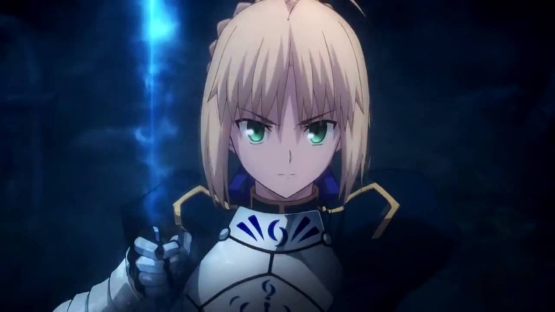 AMV Fate stay night 2016 Berserk vs Saber and Archer