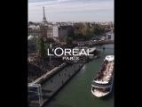 Дефиле L'Oréal Paris на Неделе моды в Париже