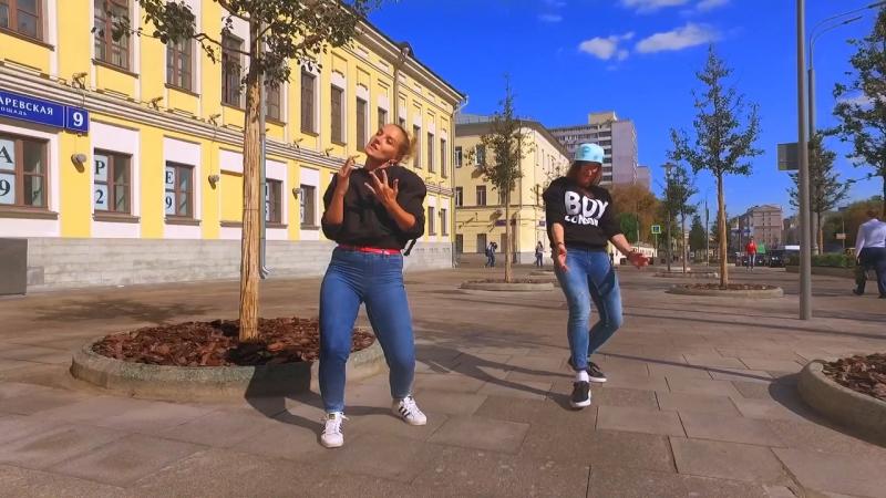 Burna Boy Pree me dancehall choreo by Kuftova Lena