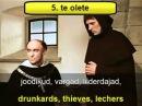 Learn Estonian with Viimne Reliikvia - conjugating olema