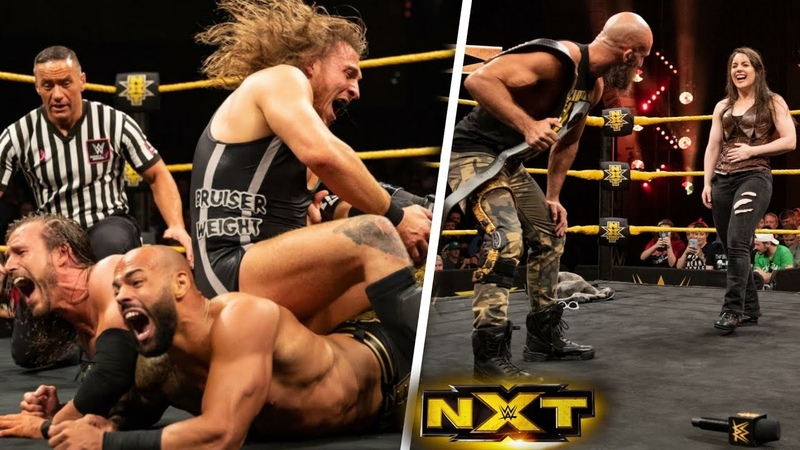 WWE NXT Highlights 10 October 2018 - WWE NXT 10/10/18 Highlights HD Wrestling reality