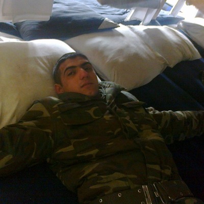 Elsever Heydarov, Севастополь, id169410404