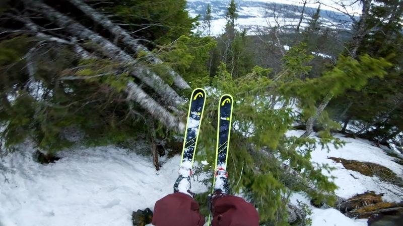 GoPro Snow Jesper Tjäders Forest 2 - Return to Åre!