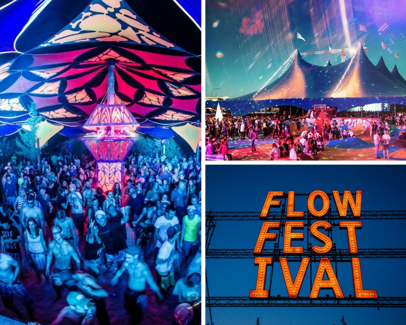 Flow Festival (Финляндия)