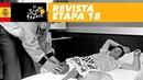 Revista Pau el infierno y el paraíso de Bernard Hinault Etapa 18 Tour de France 2018