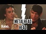 Black Star Riders' Marco Mendoza  &amp The Winery Dogs' Billy Sheehan - Part 1 Metalhead to Head
