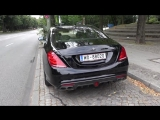 BRABUS 850 S63 AMG 6.0 Biturbo Revs and Full Throttle Accelerations