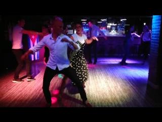 Salsa Party / Kirill Lukin and Tatiana Oleskiv / SalsaBar Izhevsk