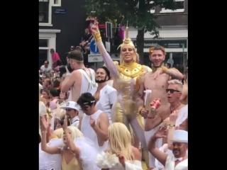 Amsterdam gay pride 2018
