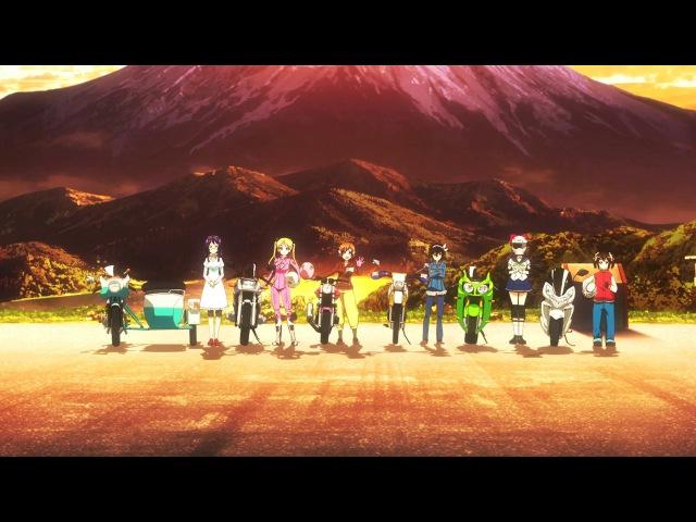 [AniDub] 12 серия [END] - Рёв!! / Bakuon!!