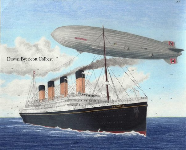 «Титаник» завершает свой