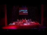 концерт школы танца Impulse 12 танец ( год 2018)