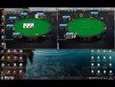 Покер Турниры два турнира на 90 человек и 7 8 турниров на 9 мах по 0 50