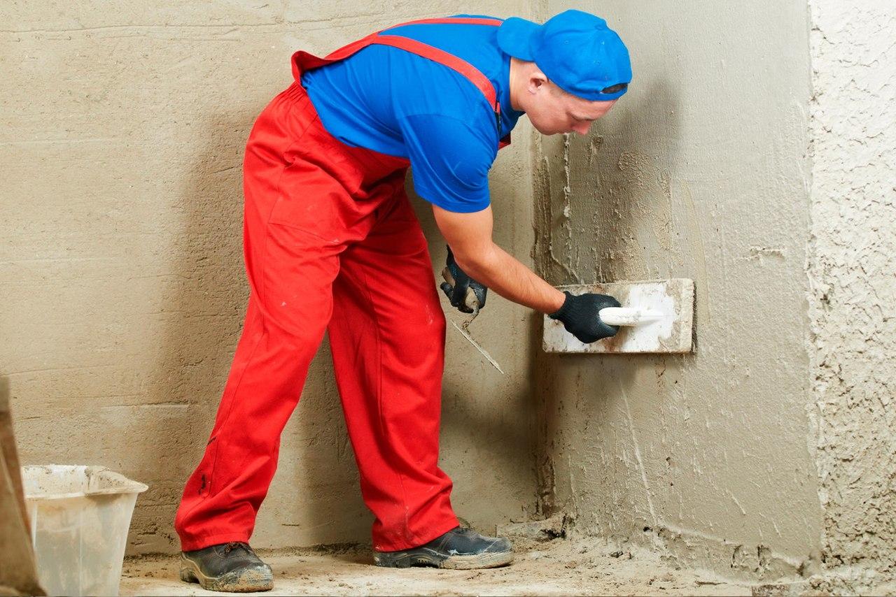 сколько стоит оштукатурить стену