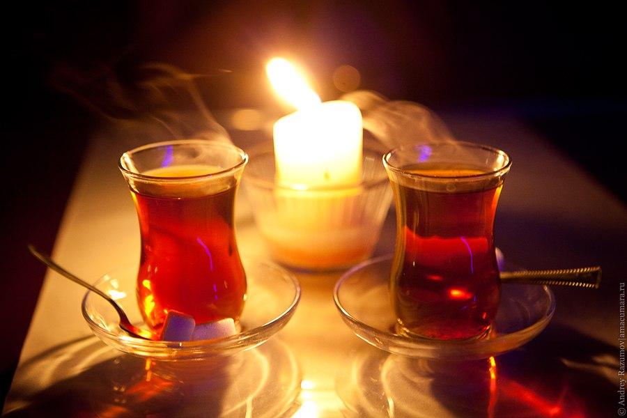 Турецкая кухня чай