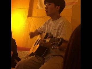 Ohyoung 'that song is for you'