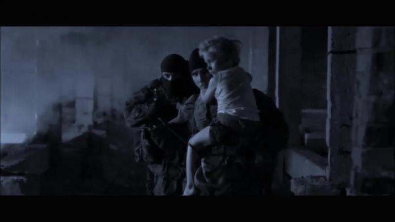 Мощный видеоклип! Гвардия-(Я встречаю рассвет, провожаю закат).