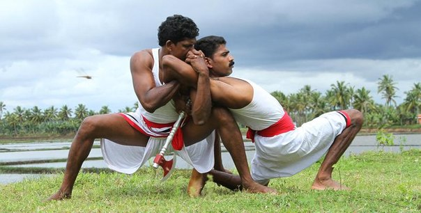 Варма-калаи (Varma Kalai) - Индийское БО нацелен на важные жизненные точки тела