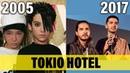 Tokio Hotel EVOLUCE 2005-2017