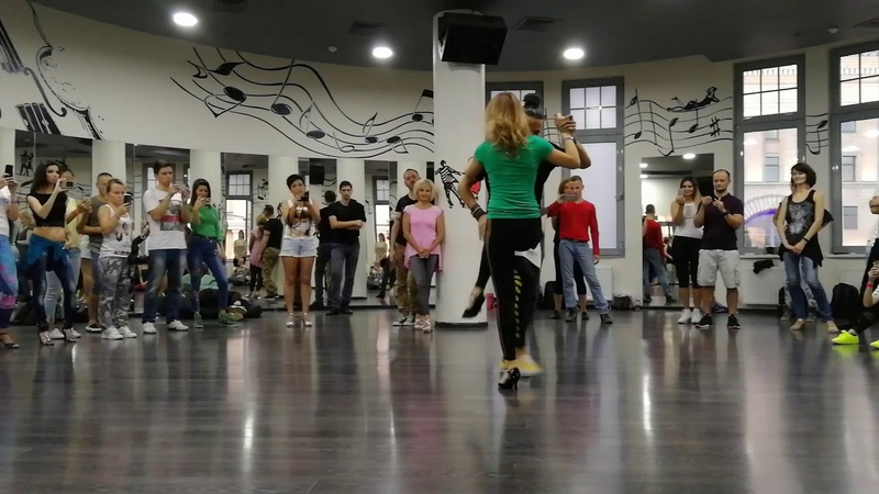 Fred nelson yulia permikina - all stars weekend - kizomba with tango influence day 2