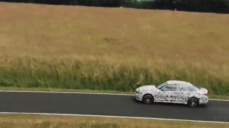 Добро пожаловать домой Новый BMW 3 серии на Нюрбургринге