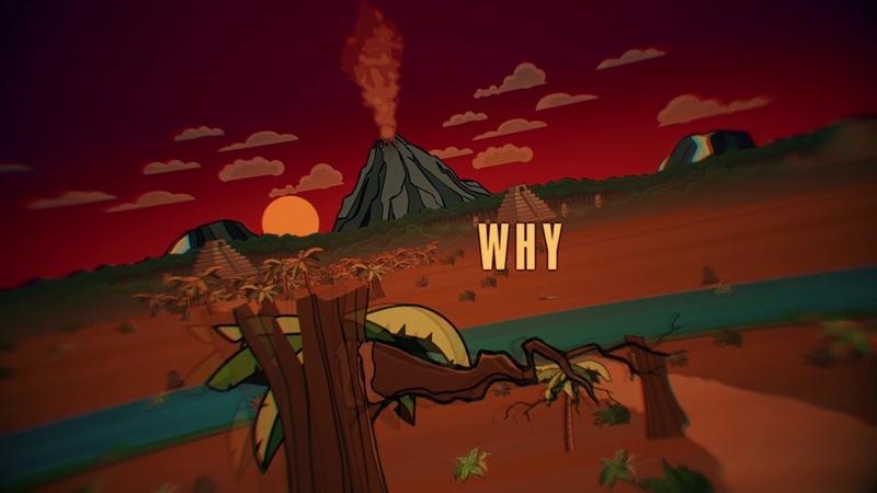 Wiwek ft Stush Kuenta i Tambu - Rise (Lyric Video)